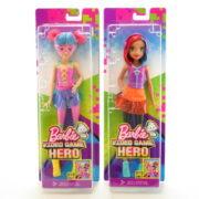 Barbie Ve světě her spoluhráčky DTW04