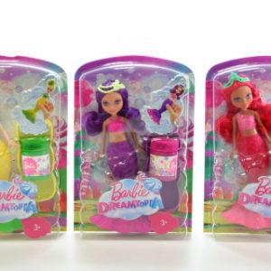 Barbie Malá bublinková víla DVM97 TV 1.2. - 30.3. 2017