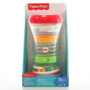 Fisher Price Věž s kuličkami 3 v 1 DRG12