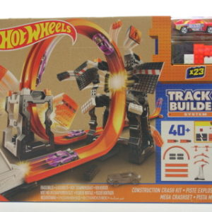 Hot Wheels Track Builder Bourací set DWW96 TV 1.4.-30.6.2017