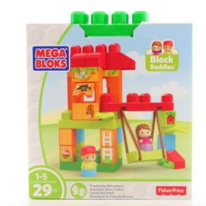 Mega Bloks Herní set pojď si hrát DKX85
