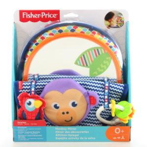 Fisher Price Zrcátko opička DYC85