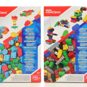 Mega Bloks Construx velký box kostek DYG87