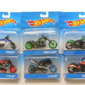 Hot Wheels Motorka X4221