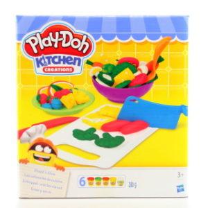 Play-Doh Sada prkýnek a kuchyňského náčiní