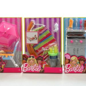 Barbie Nábytek a doplňky DXB69
