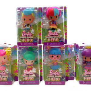 Barbie Ve světě her figurky DTW13