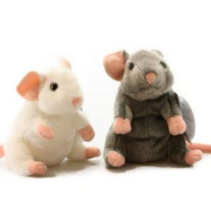 Plyš myška