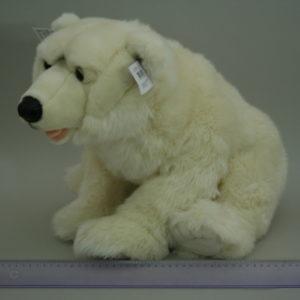 Plyš Lední medvěd