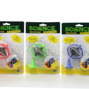 Vědecká sada gyroskop