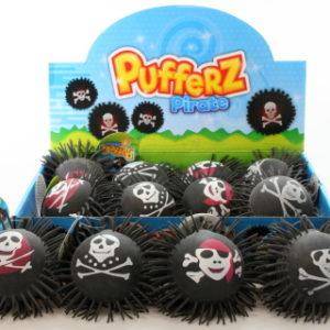 Pirátské míčky svítící
