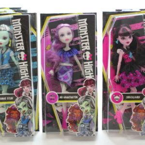 Monster High Frankie Základní příšerka DNW97