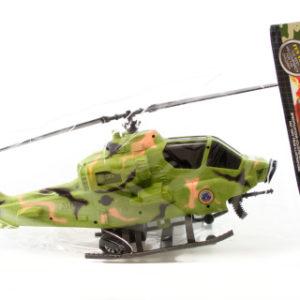 Vrtulník na baterie