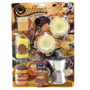 Sada nádobí a doplňků - káva