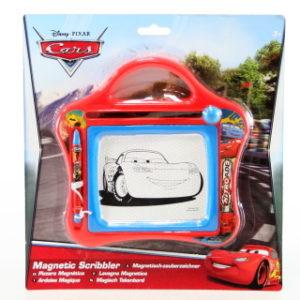Cars magnetická tabulka