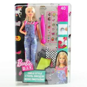 Barbie D.I.Y Emoji style DYN93 TV 1.4.-30.5.2017