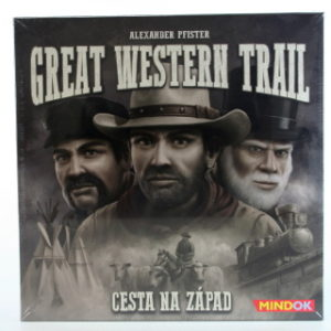 Great Western Trail - Cesta na západ