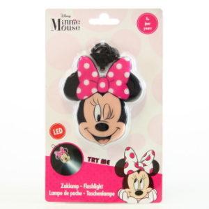 Svítící LED přívěsek Minnie Mouse