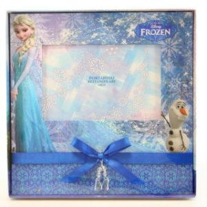 Rámeček na fotografie s mašlí Frozen
