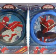 Nástěnné hodiny Spiderman