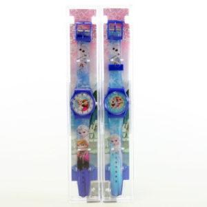 Náramkové hodinky v pouzdře Frozen