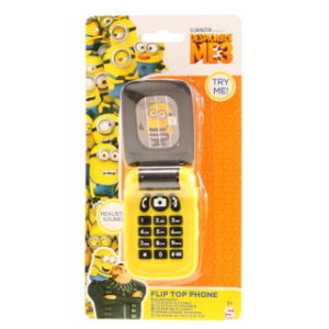 Telefon Já padouch 3 - Mimoni