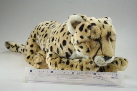 Plyš Leopard velký