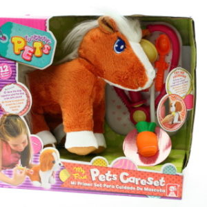 Kůň interaktivní veterinář