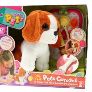 Pes interaktivní veterinář