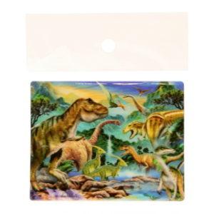 Magnet Dinosauři 3D