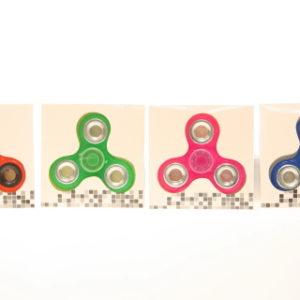 Spinner kov/plast
