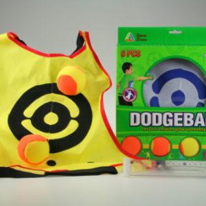 Dvě vesty s míčky