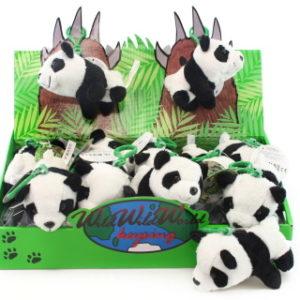 Plyš Panda klíčenka 24/bal
