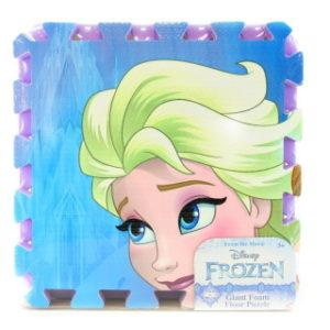 Pěnové puzzle Frozen