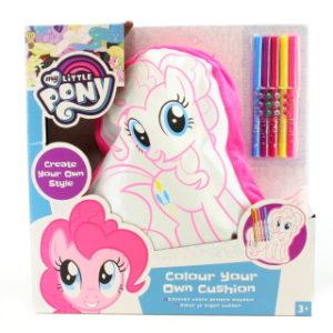 My Little Pony vybarvovací polštář Pinkie Pie