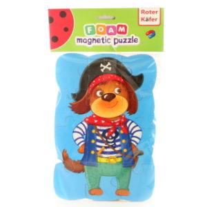 Magnetické puzzle pes