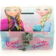 Frozen pokladnička na klíček