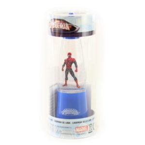Spiderman vodní lampička