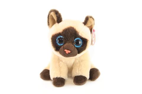 76447940570 Beanie Babies JADEN 15 cm - kočička - Hračka
