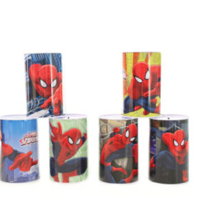 Pokladnička Spiderman velká