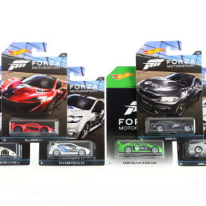 Hot Wheels Tématické auto - Forza Racing DWF30