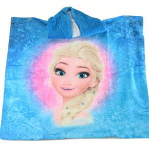 Dětské pončo osuška Frozen Elza