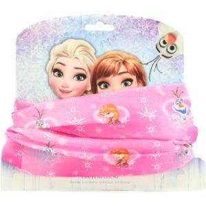 Víceúčelová čelenka Frozen růžová