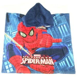 Dětské pončo osuška Spiderman