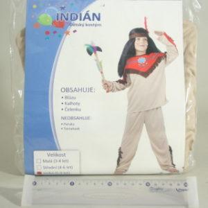 Šaty indián M