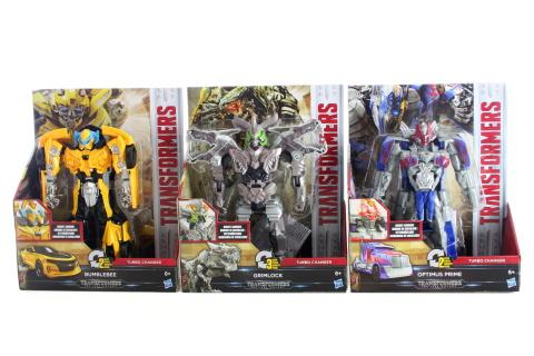 Transformers MV5 Turbo 3x transformace TV 1.9.-31.12.2017