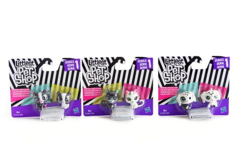 Littlest Pet Shop Černobílé zvířátko