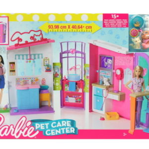 Barbie Salón pro zvířátka FBR36 TV1.10.-31.12.2017