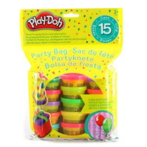 Play-Doh - Párty taška s 15 tubami