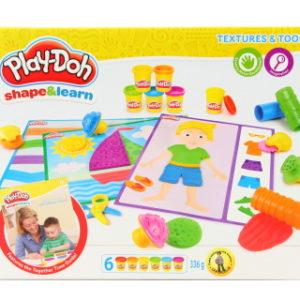 Play-Doh Textury & Nástroje TV 1.8.-31.12.2017